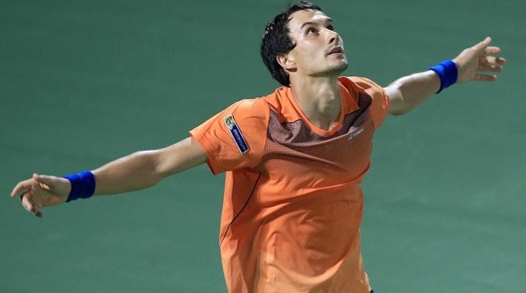 Победата на Донской над Федерер е най-голямата тенис сензация