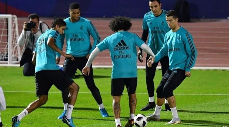 Гремио ще разчита на контри срещу Реал Мадрид