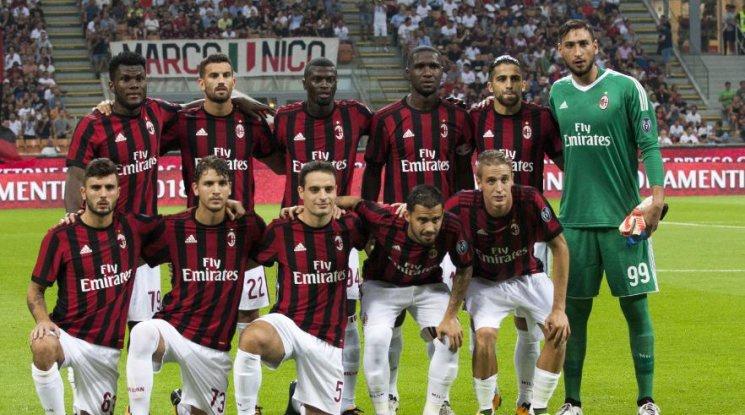 УЕФА изважда Милан от евротурнирите?