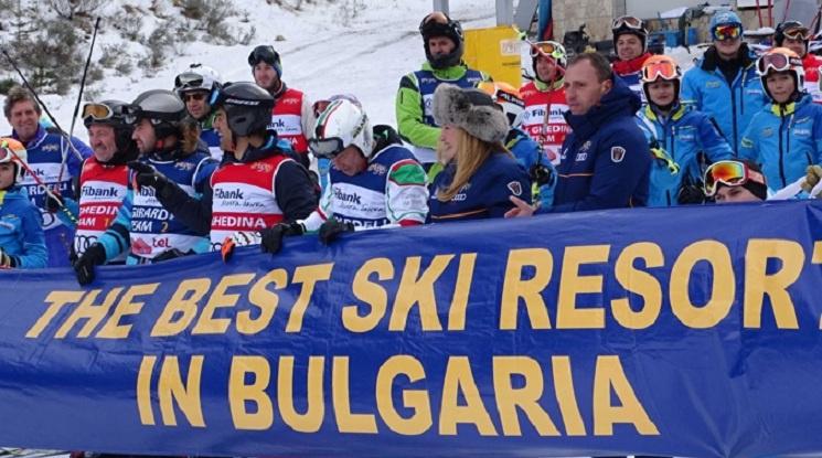 Марк Жирардели и Кристиан Гедина откриха сезона в Банско
