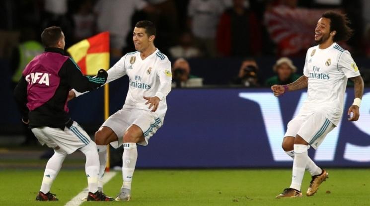 Реал Мадрид защити световната си купа (видео)