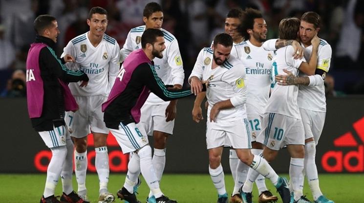 Без шлапир за Реал Мадрид от играчите на Барса