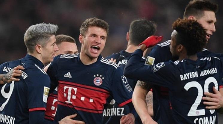 """""""Байерн не може да похарчи повече от 70 милиона евро за нов футболист"""""""