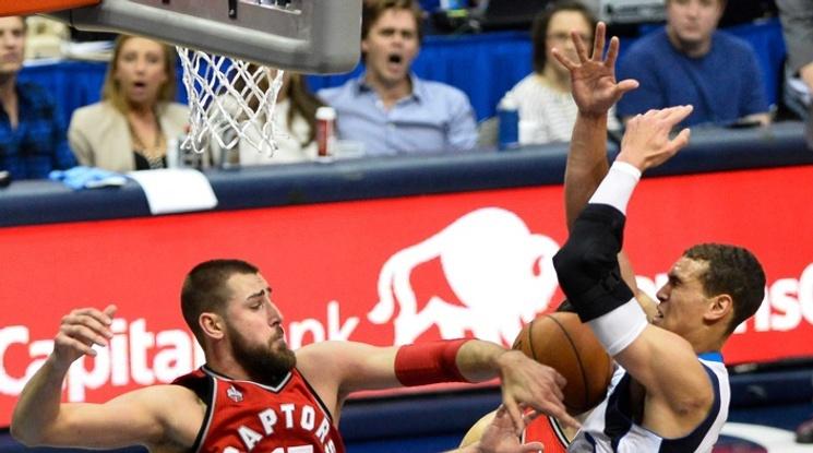 Далас прекъсна победна серия на Торонто