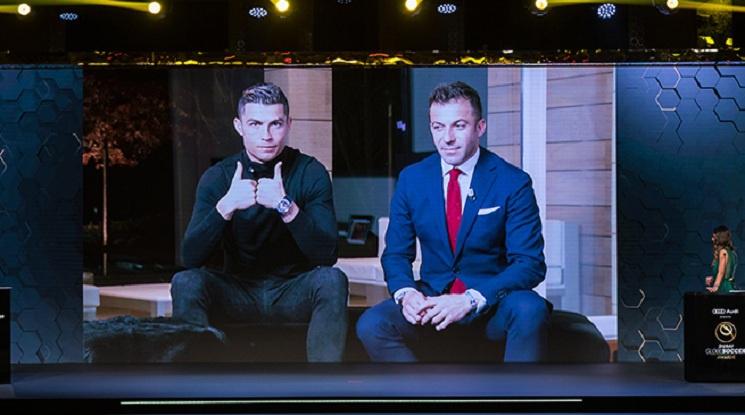 Роналдо и Реал обраха отличията на Globe Soccer Awards