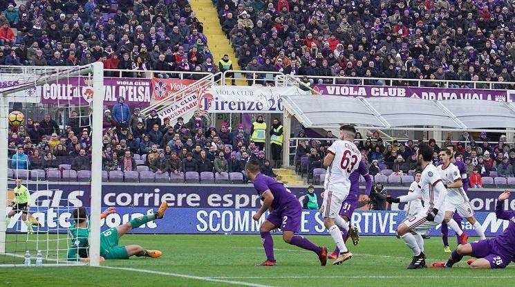 Милан спря серията си от загуби (видео)