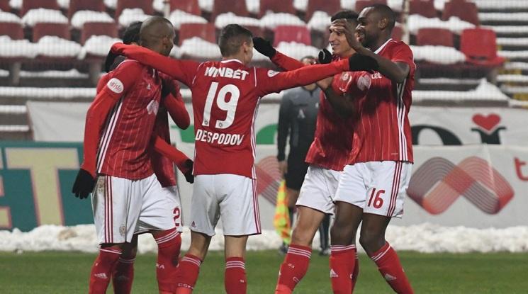ЦСКА във втората най-дълга серия без допуснат гол в Европа