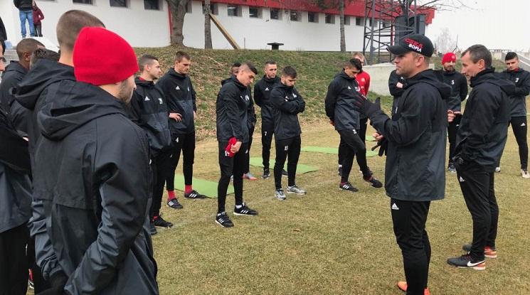 Днес ЦСКА тръгва за първия си зимен лагер