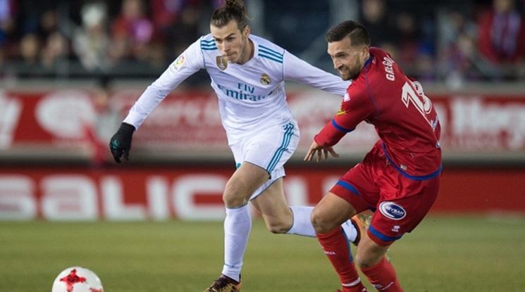 Реал не успя да бие тим от Сегунда в протоколен мач (видео)