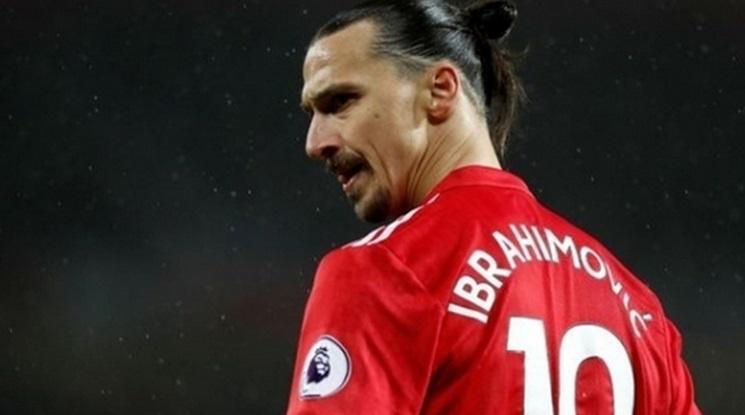 Ибра напуска Юнайтед преди края на сезона?