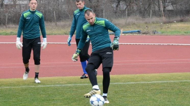 Макенджиев: Не е нормално Черно море да играе във втората осмица