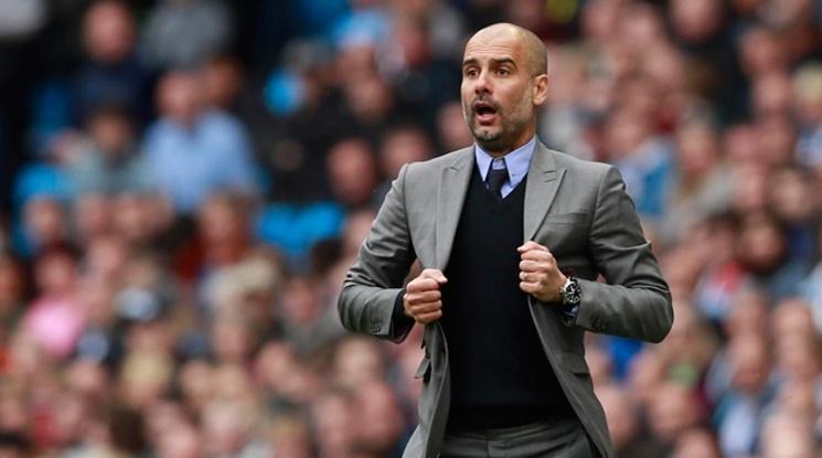 Пеп с рекорд за мениджър на месеца в Англия