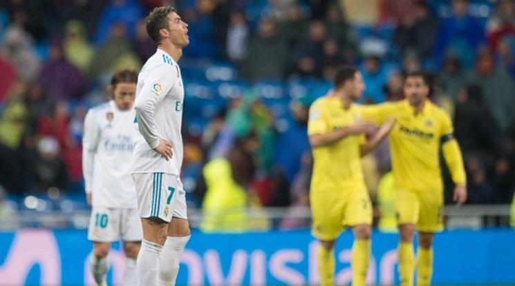 Нова огромна издънка на Реал Мадрид (видео)