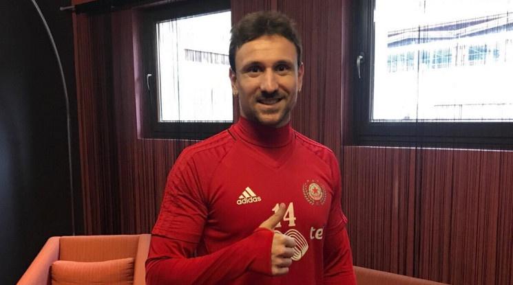 Португалско крило се присъедини към лагера на ЦСКА