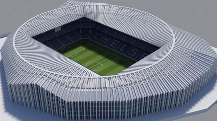 Челси започва строежа на нов стадион