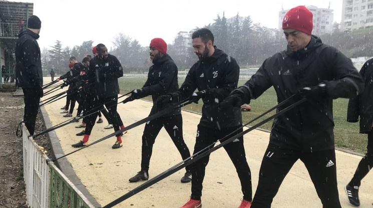 ЦСКА търси играчи за три позиции