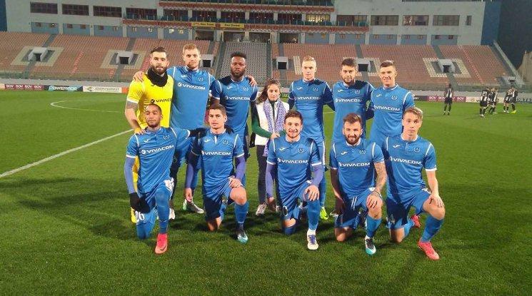Левски се орезили в първия си мач за годината, загуби много тежко от малтийци (видео)