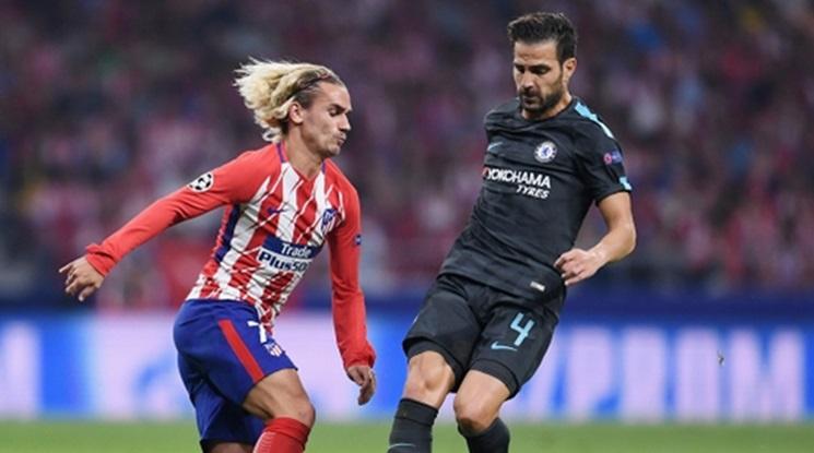 Барселона дава седмицата на Антоан Гризман