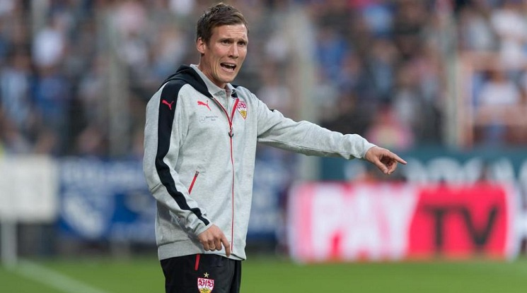 Щутгарт уволни треньора на тима Ханес Волф