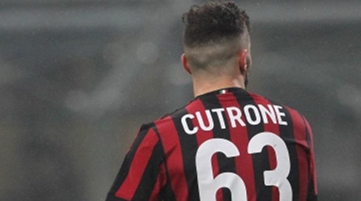 Милан надви Лацио, Кутроне вкара с ръка (видео)