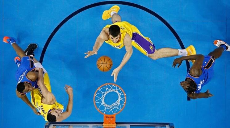 Лош ден за домакините в НБА
