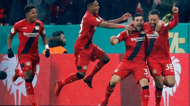 Байерн срещу Байер на 1/2-финалите за Купата на Германия