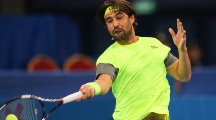 Багдатис се класира за 1/8-финалите на турнира в София