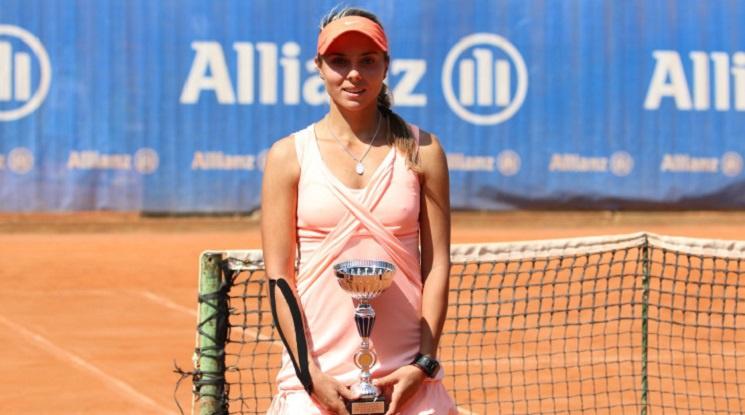Вики Томова донесе втора победа на България