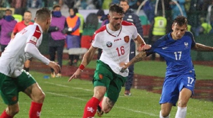 България с две контроли през март