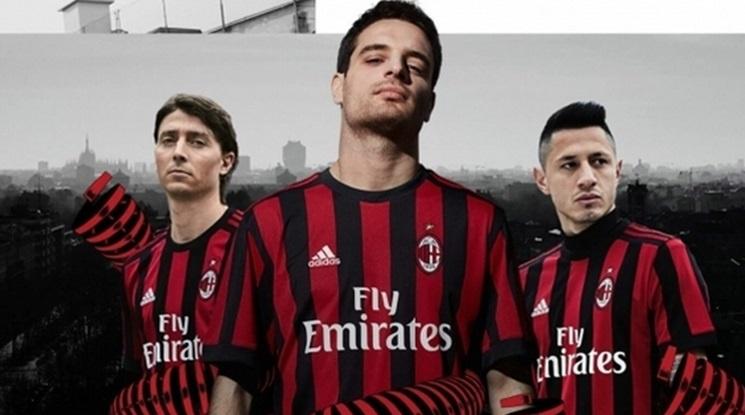 Стана ясно колко ще прибира Милан на година от новия си доставчик на спортна екипировка