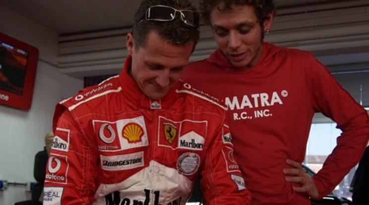 Изтъкнат професор: Има надежда, че Шумахер ще излезе от комата!