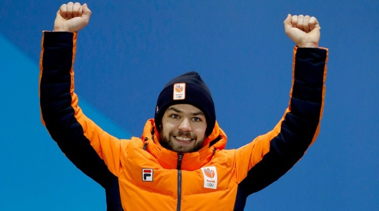 Холандия поведе в класирането по медали след нов триумф в овала