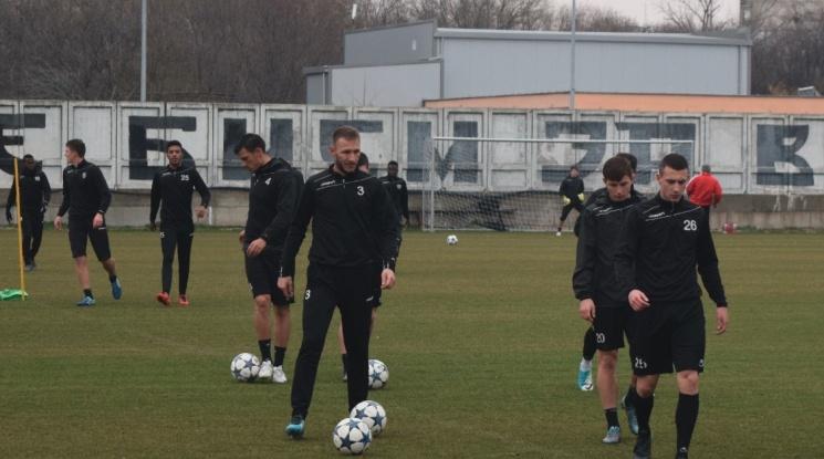 Локомотив поднови занимания в Пловдив (видео)