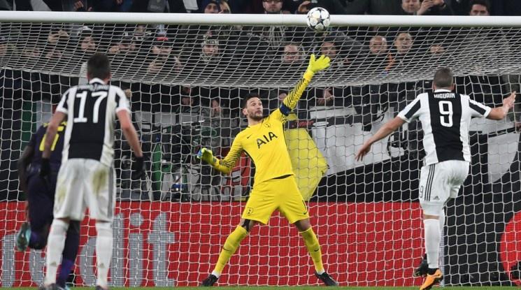 Ювентус пропиля два гола аванс и дузпа срещу Тотнъм, интригата остава за реванша (видео)