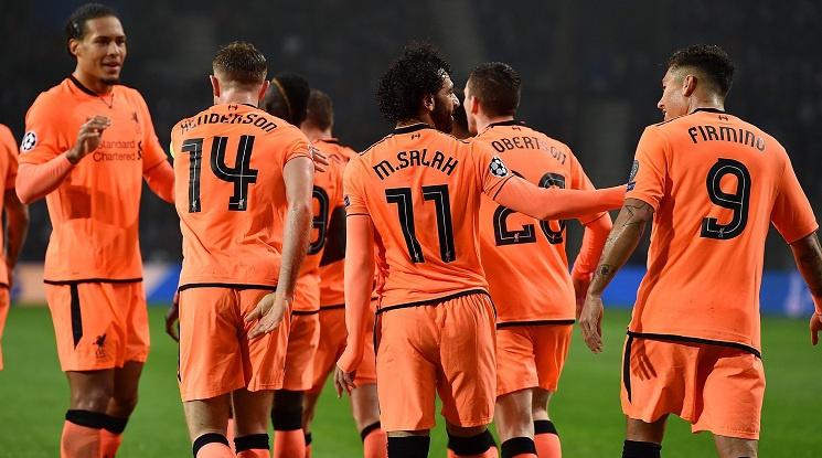 Ливърпул направи реванша с Порто излишен (видео)
