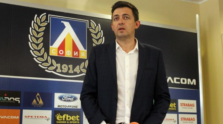 Красимир Иванов: Искаме развитие на футбола