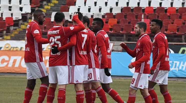 Гръмка победа за ЦСКА на старта (видео)