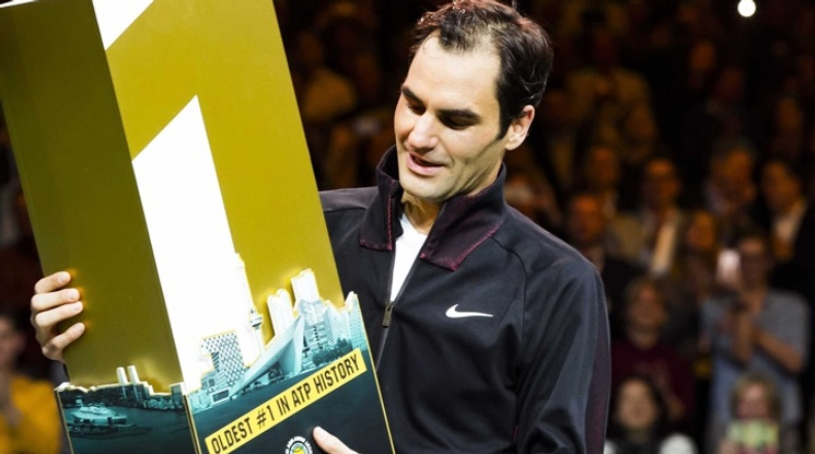 Агаси: Поздрави на Федерер за поредното забележително постижение