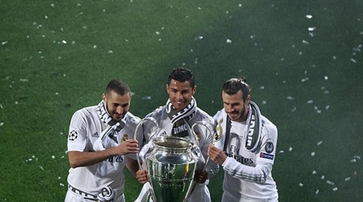 """""""AS"""": Реал продава двама от """"BBC"""" през лятото"""