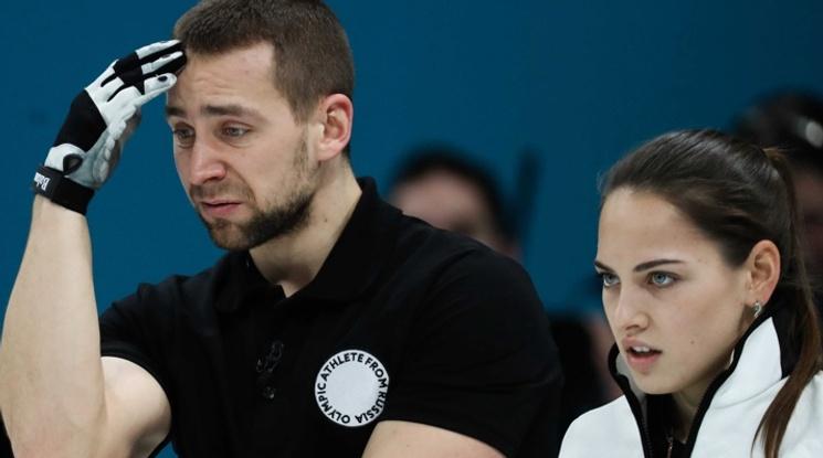 Отнеха бронзовия медал на Крушелницки и съпругата му