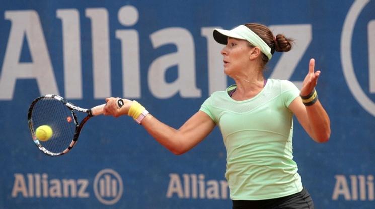 Елица Костова се класира за 1/4-финалите на турнир в Щатите