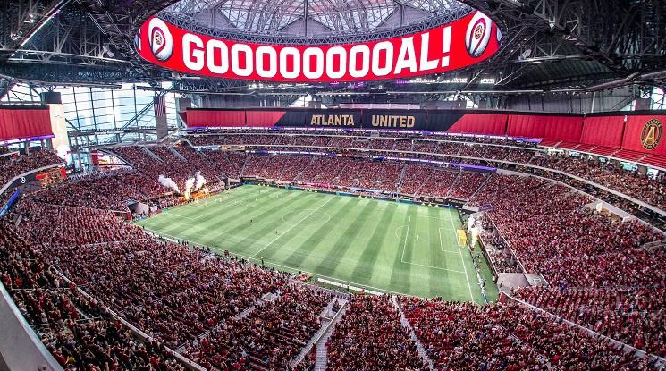 Обявиха Топ 10 на стадионите за 2017-а