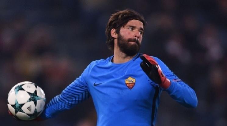 Вратарят на Рома иска трансфер в Ливърпул