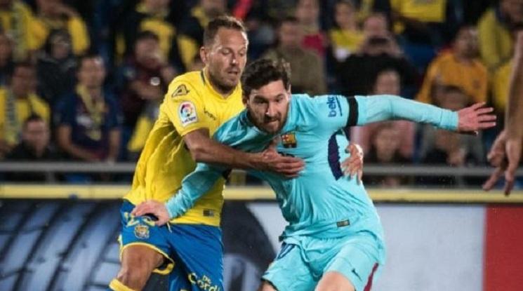 Барса загуби нови точки преди дербито с Атлетико (видео)