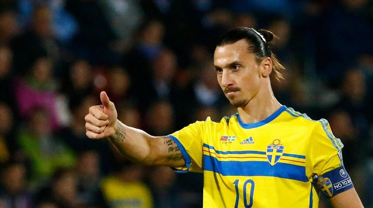 Златан се завръща в Швеция за Мондиала