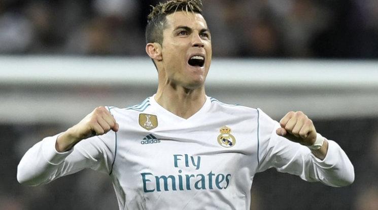 Роналдо премина границата от 300 гола в Ла Лига (видео)