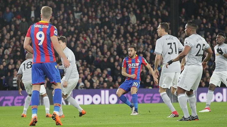 Ман Юнайтед впечатли с голям обрат срещу Палас (видео)