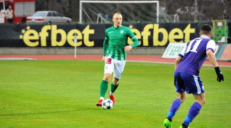 Берое предлага нов договор на Иван Иванов