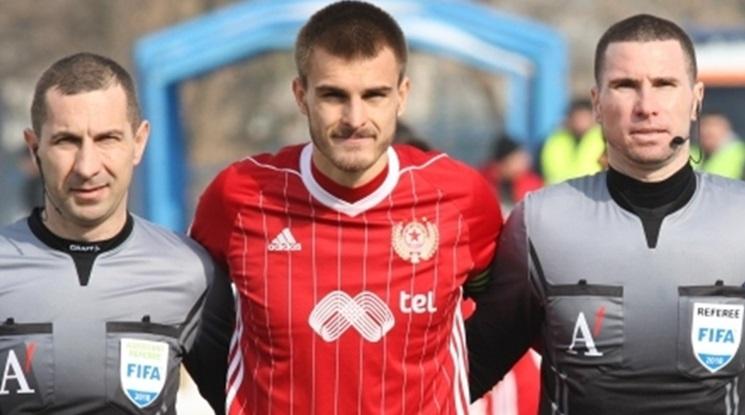 БФС наказа Чорбаджийски за два мача