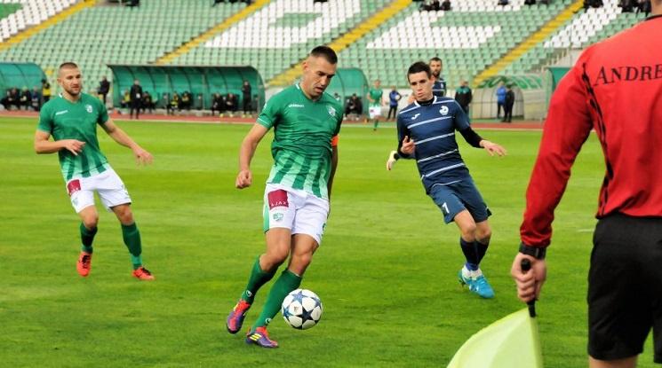 Камбуров няма да играе срещу Локо Пловдив